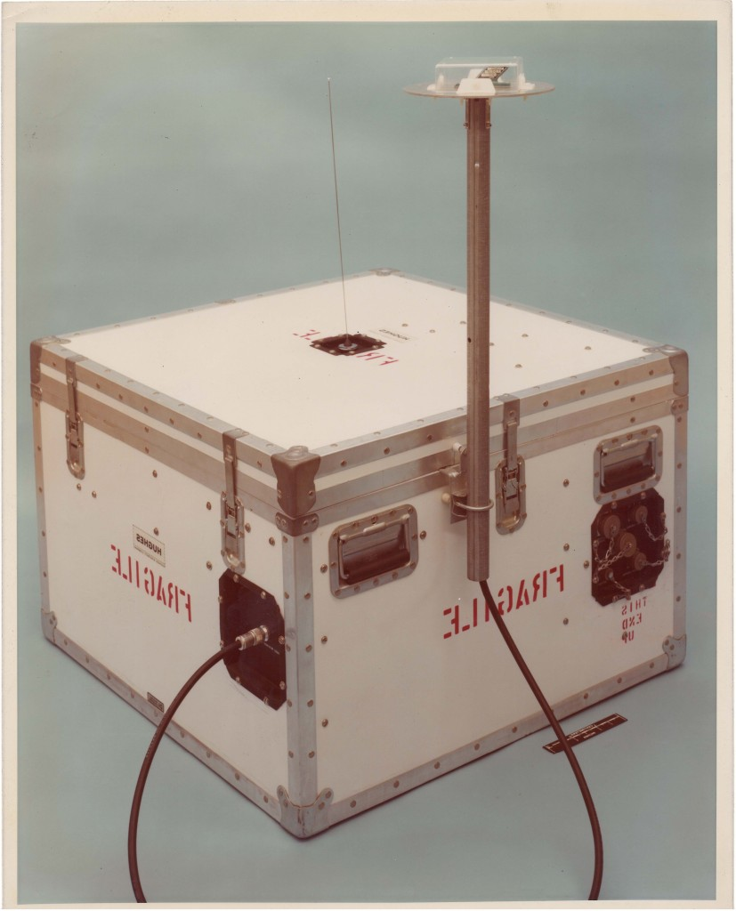 tss remote unit with antenna
